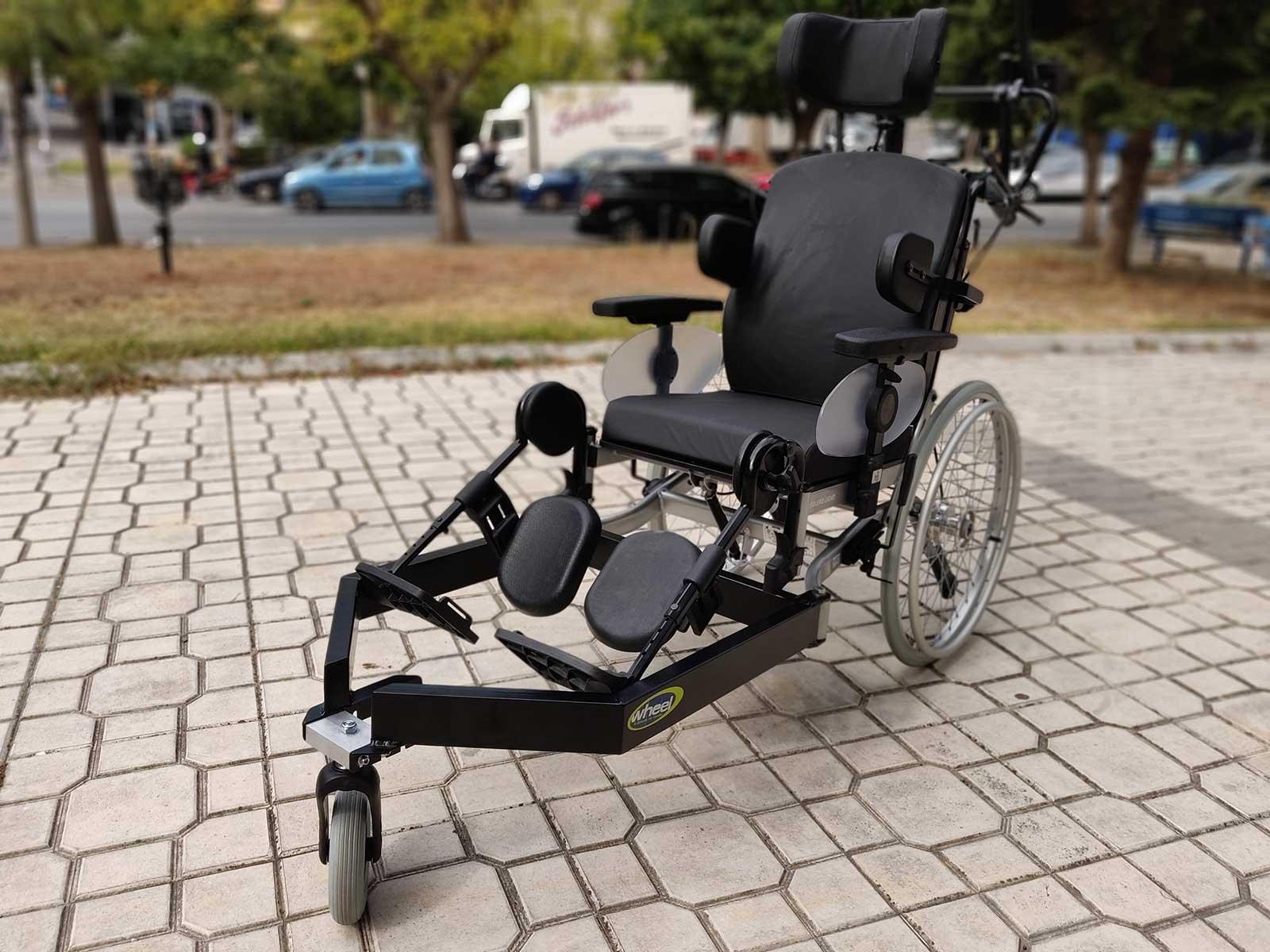 Αναπηρικό αμαξίδιο για Μαραθώνιο δρόμο