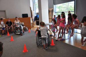 Εκπαιδευτική δράση «OLYMPIC SUMMER CAMP»