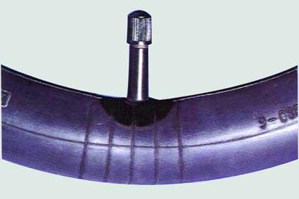 Αεροθάλαμος 12.1/2×2.1/4″ (310/55) βαλβίδα ίσια