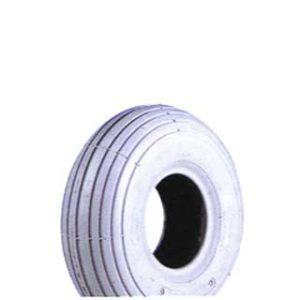 8×2″ (200/50) ελαστικό γκρι λείο