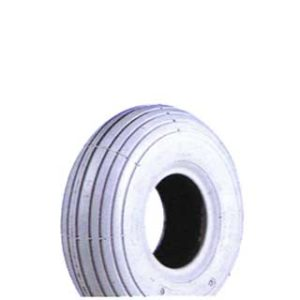 10×2″ (250×50) ελαστικό γκρι λείο
