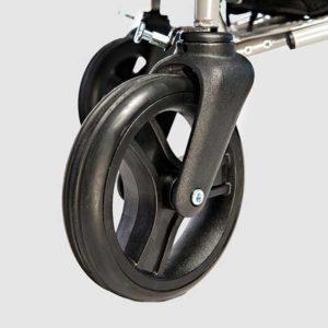 7″ (175×45) συμπαγής πλαστικός τροχός (RACER EVO)