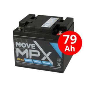 Μπαταρία AGM MPX 70-12 (79Ah/12V)
