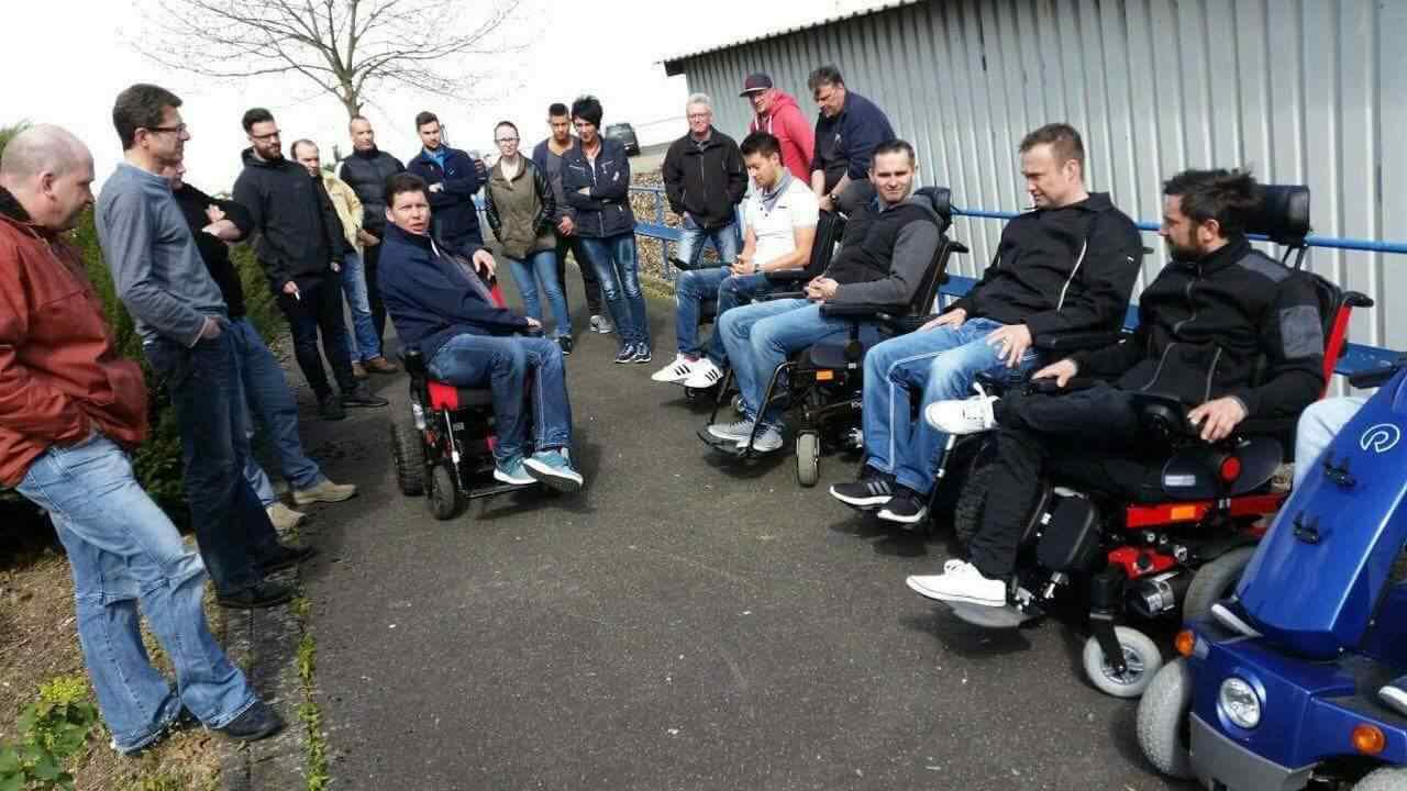 Αναπηρικό αμαξίδιο Forum ραντεβού